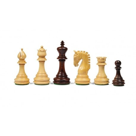 New Imperial Chess Pieces Rosewood