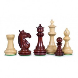 Padouk Meghdoot Chess Pieces