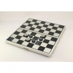 Magnetic Metal Chess