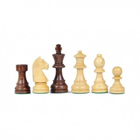 Chess Pieces Stauton Palisandro T.3