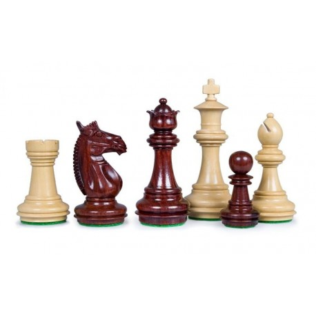 Meghdoot Chess Pieces - Palisandro