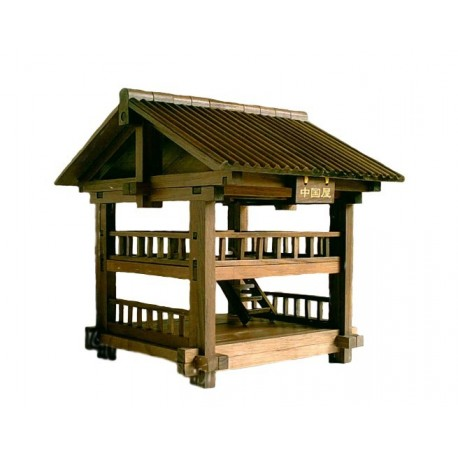 Giant China House Puzzle - Fushoulou