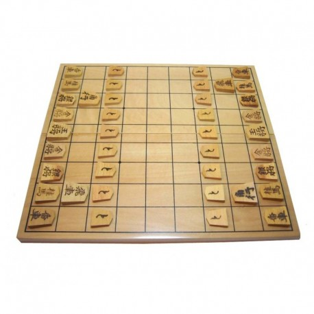 Foldable Shogi Set