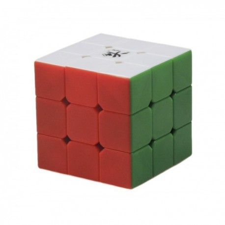 Cube 3x3 stickerless - Dayan Zhanchi