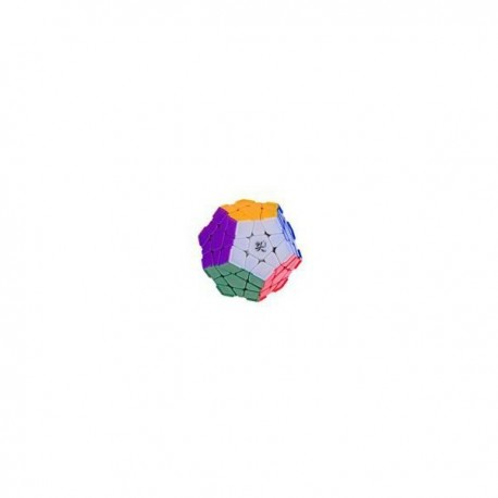 Cube Megaminx Corner Ridges Stickerless