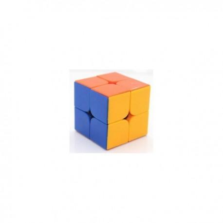 Cube 2x2 Moyu Stickerless