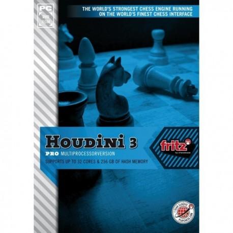 Houdini 3.0 standard multiprocesador DVD