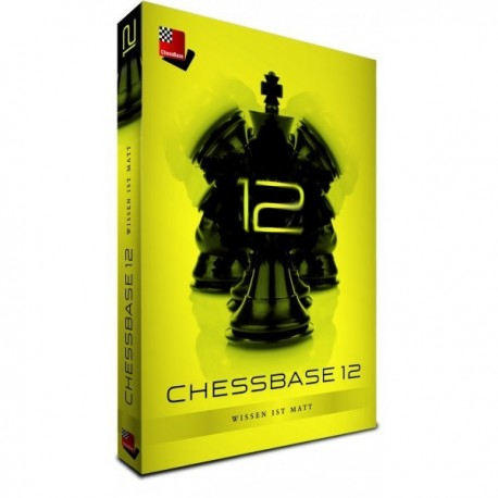 ChessBase 12 Premium Package DVD