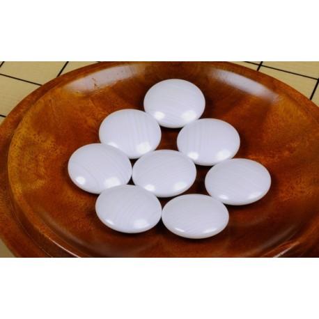 Piedras de Go Yuki, 8.4 mm