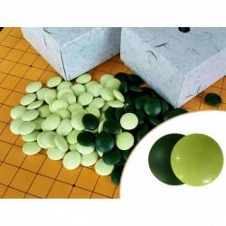 Piedras de Go Verde Jade