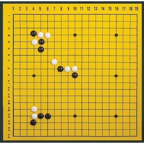 Juego de Go Magnetico 80cm de Clases
