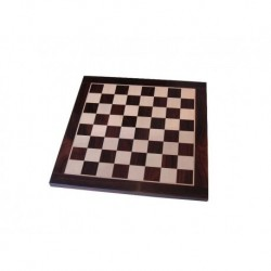 Black Rosewood ChessBoard (boxes 50mm)