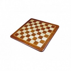 Chessboard - Rosewood (boxes 50mm) - Round Corners.