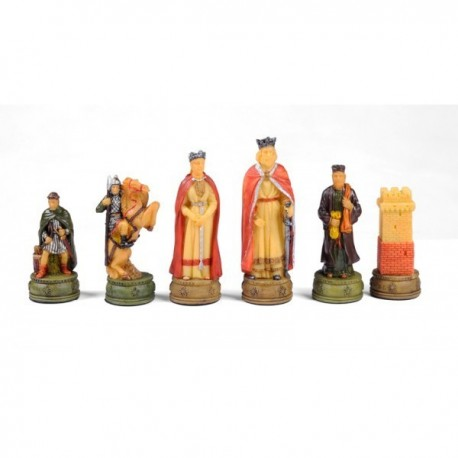 Chess 3 Medieval Chess Pieces